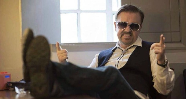 A Man With A Dream, Watch David Brent:Life On The Road New Trailer
