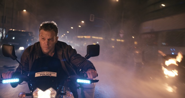 Things Get Intense In New Jason Bourne Promo