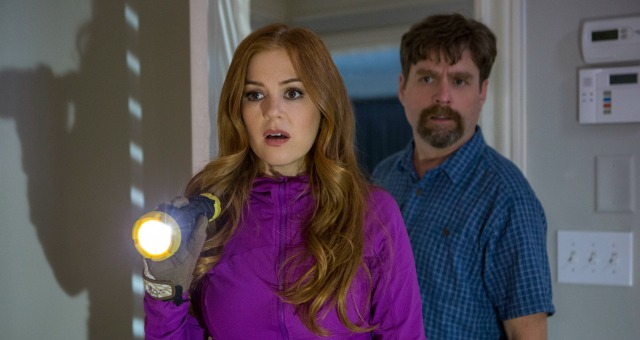 Burbs' Meets Mr&Mrs Smith In Keeping  Up With The Joneses Trailer