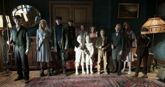 Watch The Odd Miss Peregrine's Home For Peculiar Children New Trailer