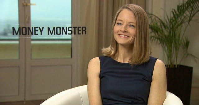 Money Monster Interview – Jodie Foster