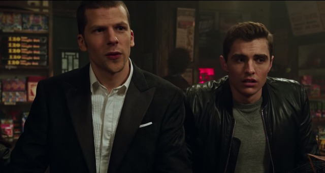 The Joke is On Horsemen In New Now You See Me Clip