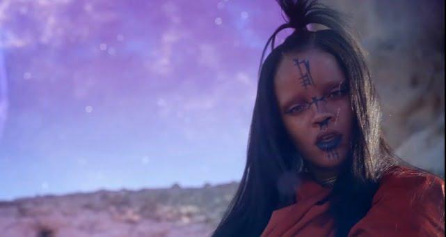 Rihanna Is 'Cosmic' With Full Video For Sledgehammer Star Trek Video