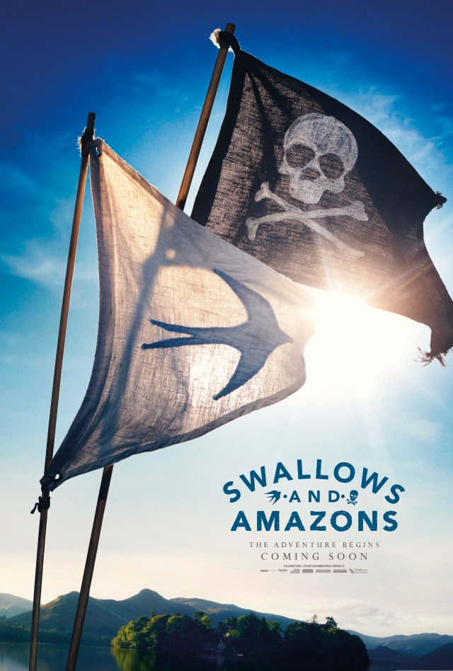 Swallows And Amazons Poster UK