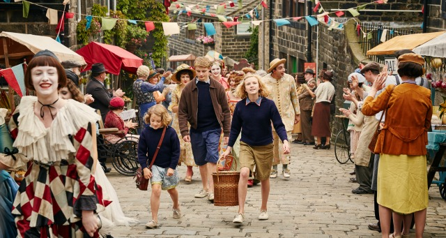 The Adventure Begins In Swallows And Amazons First Trailer