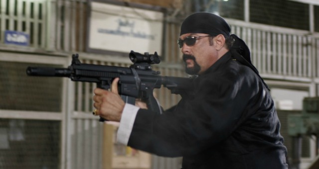 Win The Asian Connection On DVD Starring Steven Seagal