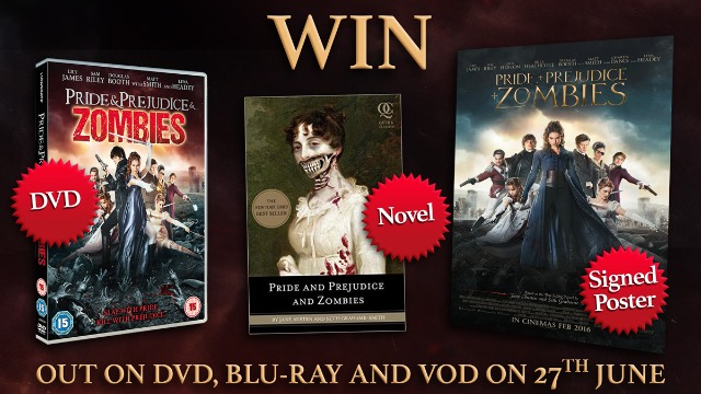 pride and prejudice and zombies book report