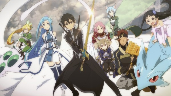 Review Sword Art Online Part 2.3