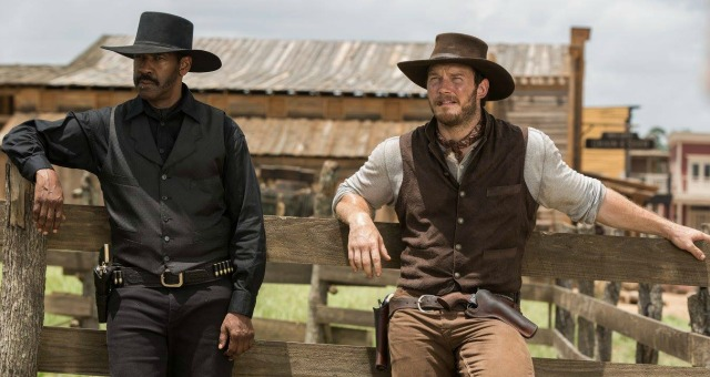 The Magnificent Seven Unveils New Poster