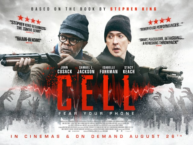 CELL UK Poster