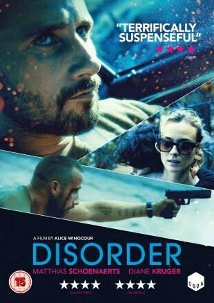 DISORDER DVD