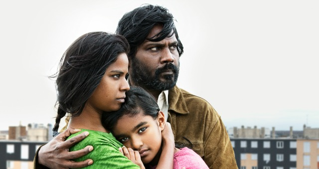 DVD Review – Dheepan (2015)