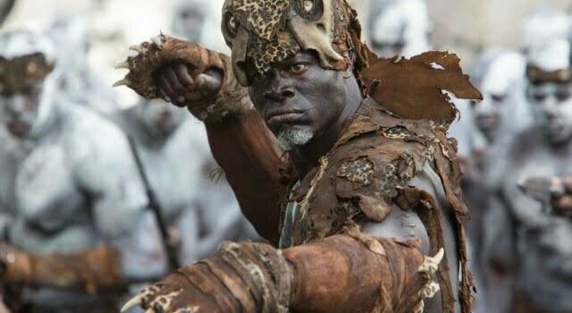 Legend Of Tarzan Interview – Djimon Hounsou