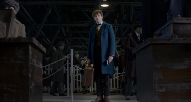 Fantastic Beasts And Where To Find Them Trailer Expands The Potter Universe