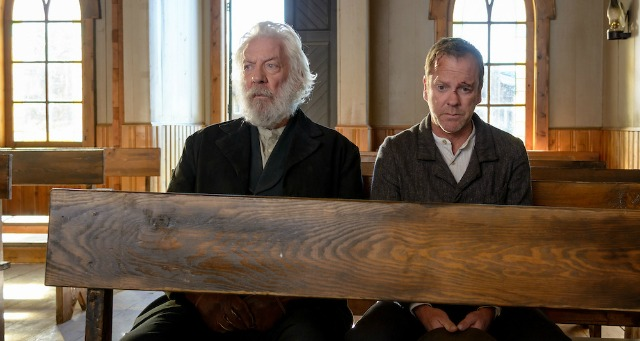 Win Forsaken On DVD Starring Donald And Kiefer Sutherland