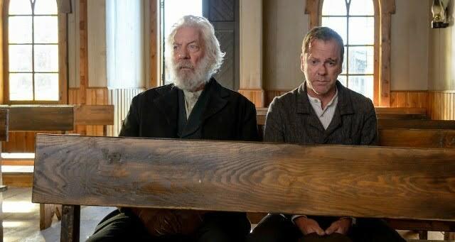Win Forsaken On DVD Starring Donald And Kiefer Sutherland