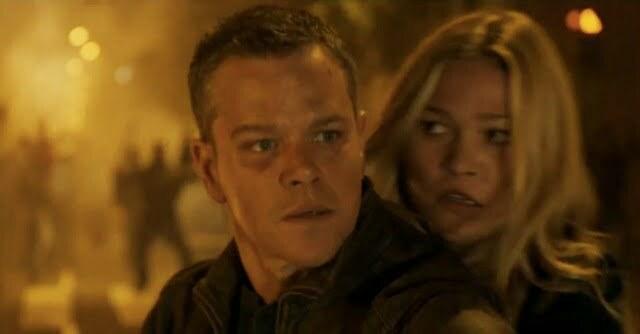 Jason Bourne - Damon-Styles