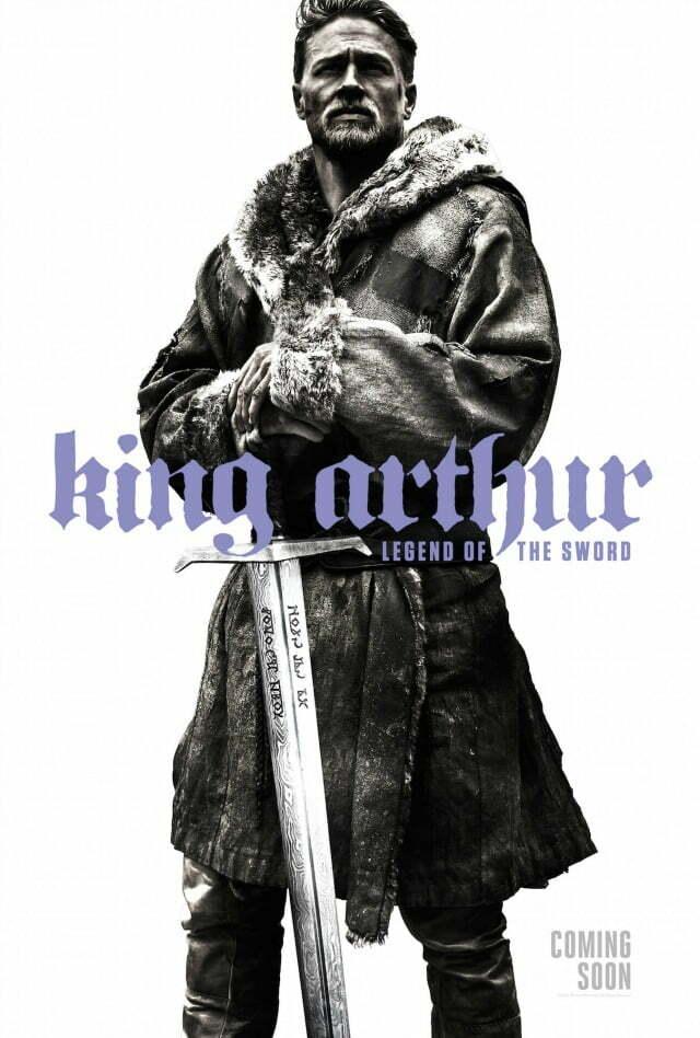 King Arthur Legend Of The Sword Poster