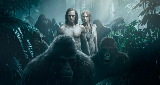 Film Review – The Legend Of Tarzan (2016)