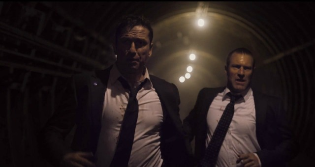 London Has Fallen: Bromance at the Movies