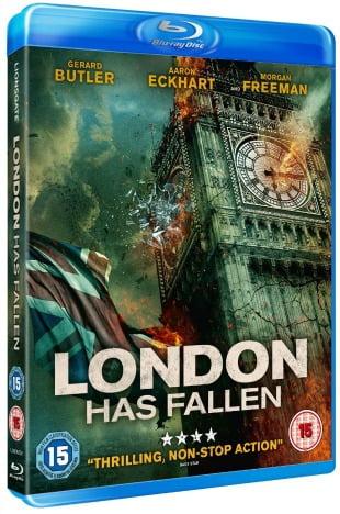 London has Fallen BD