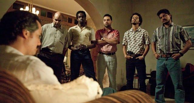 Narcos Season 2 Netflix