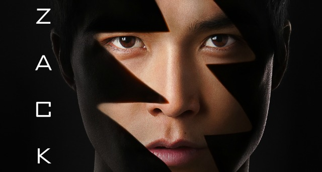 Teenagers With An Attitude New Power Rangers Character Posters