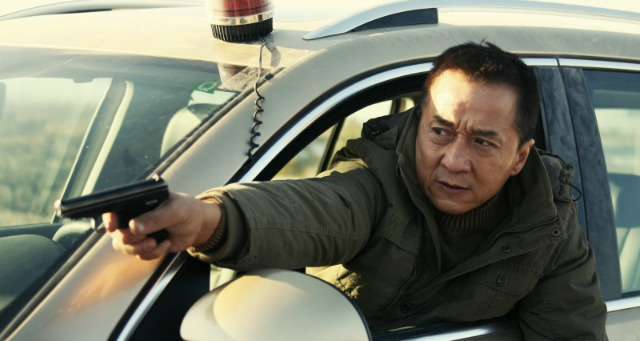WIN THE HIGHLY-INTENSE CRIME SAGA POLICE STORY: LOCKDOWN ON BLU-RAY.