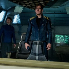 Star Trek Beyond Crew