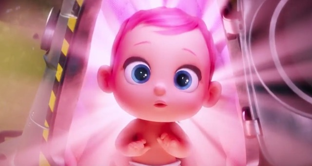 Storks 'Deliver' A Moments Worth Pay For Trailer!