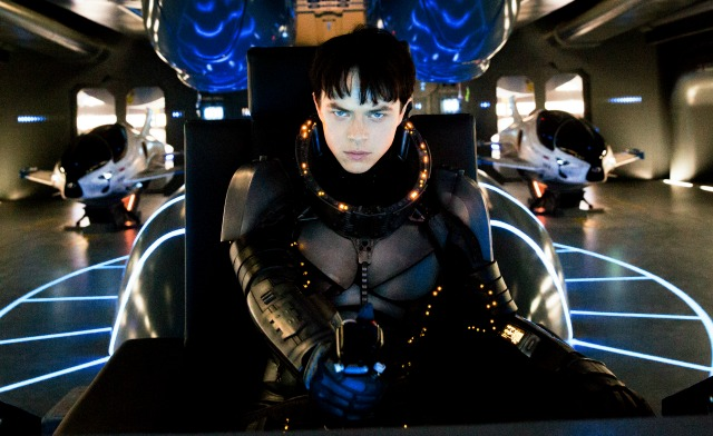 Valerian And the City of a Thousand Planets  Unveils San Diego Comic Con Image