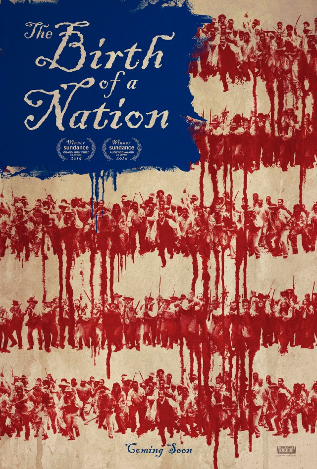 the birth of a nation uk poster