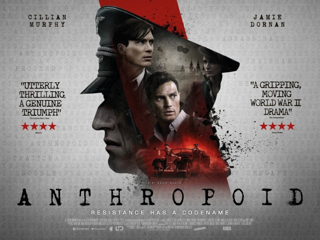 Resistance Has A Poster, New Poster For Anthropoid