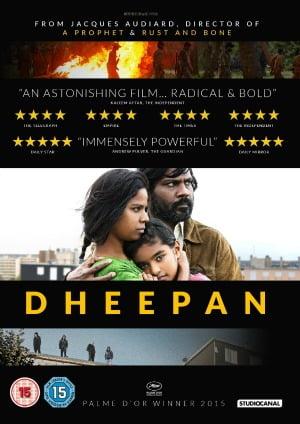 Dheepan DVD