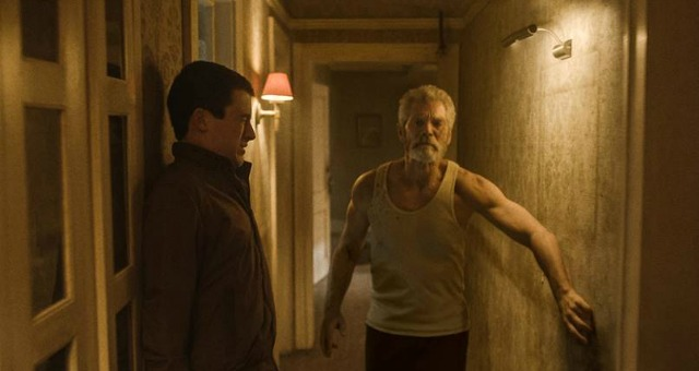 Noise Can Kill You In New Terrifying Don't Breathe Clips