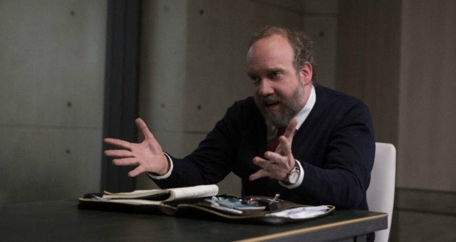 What Would You Do Paul Giamatti? Watch First Morgan Clip
