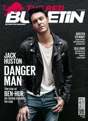 The Red Bulletin UK Cover