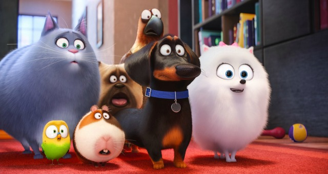 Film Review – The Secret Life Of Pets (2016)