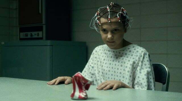 stranger-things 'Eleven'