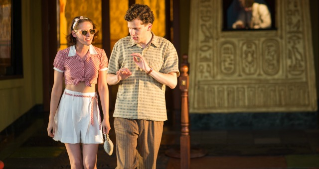 Awkward Moments And Family In New Cafe Society Clips