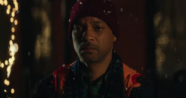 Will Smith's Collateral Beauty Trailer Connects Time,Love And Death