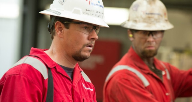 Mark Whalberg Gets Blown In First Deepwater Horizon Clip