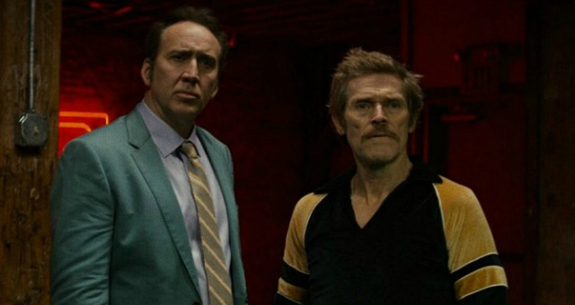 Nicholas Cage 'Babnapping' In Dog Eat Dog UK Trailer