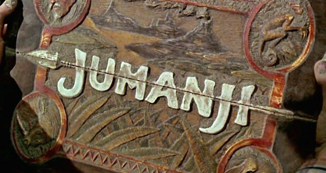 First Image For Jumanji Remake Launched, Filming Started.