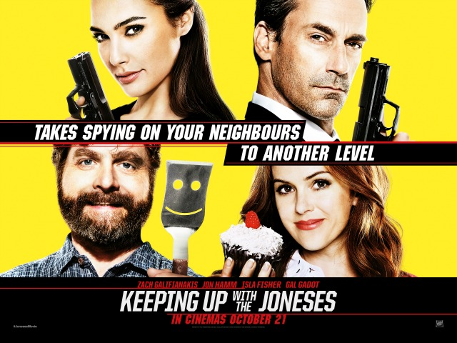 Keeping up with the Joneses Quad