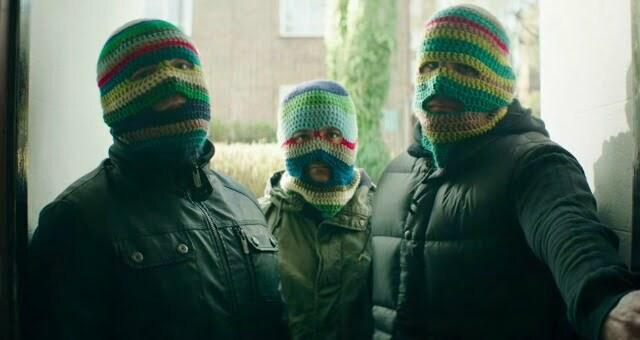 Win British Crime Drama Level-Up On Blu-ray
