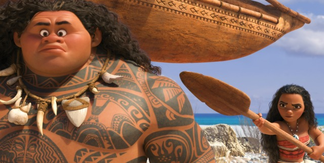 New Disney's Moana Trailer Takes Us Into The Realm Of The Monsters