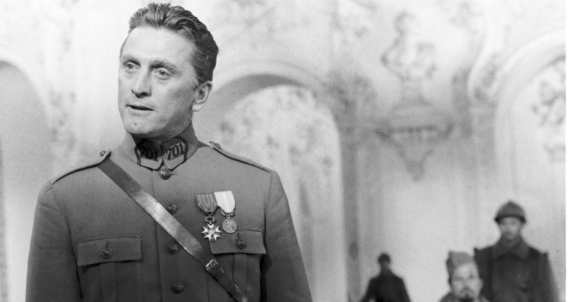 Win Stanley Kubrick's Paths Of Glory Blu-ray (Masters Of Cinema)