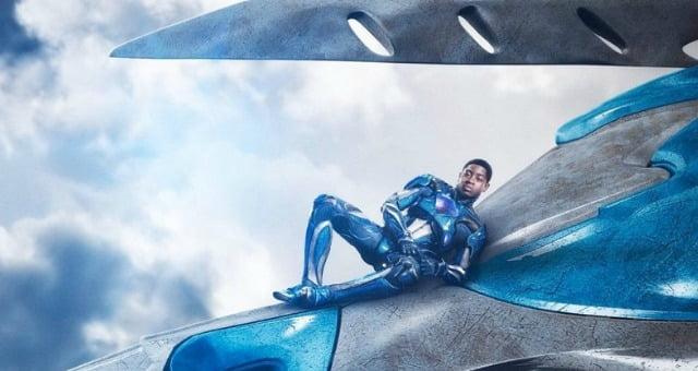Rangers Zords Are Go! New Power Rangers Dinozord Posters!