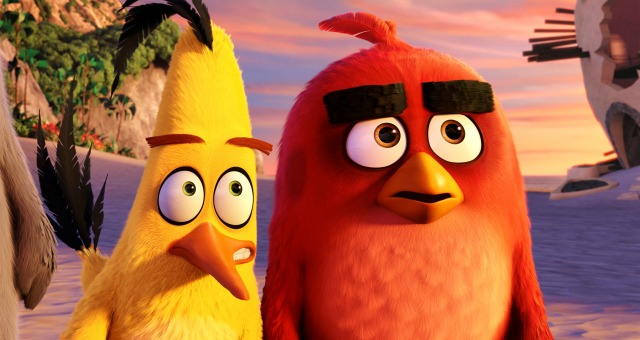 DVD Review – Angry Birds (2016)